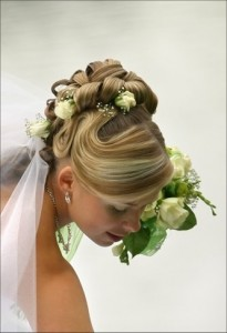 wedding hair specialist Wigan
