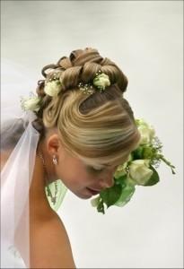 wedding hair specialist Wigan